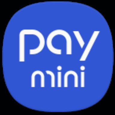 logo Samsung Pay mini