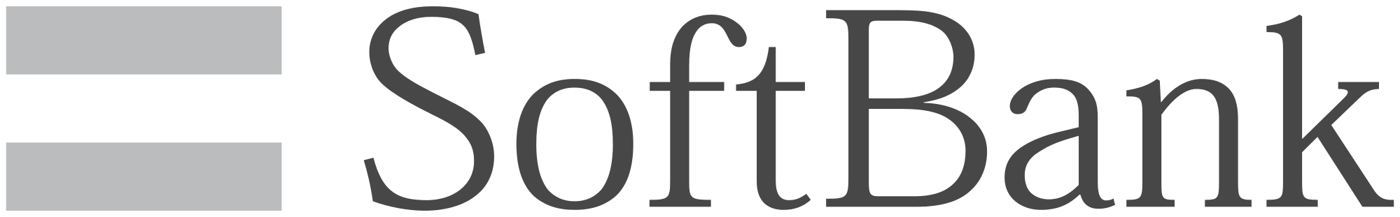logo Softbank